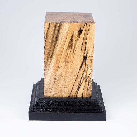 Square Base - Spalted Tamarind 1003