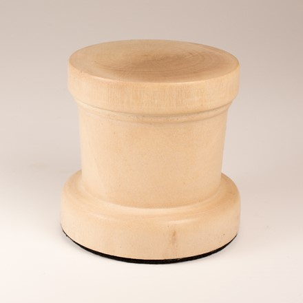 Round Plinth - Bald Cypress 1025