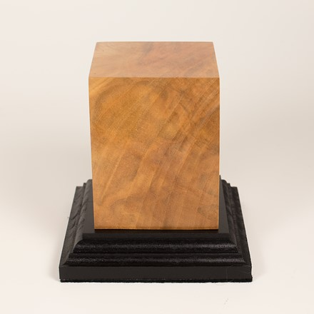 Square Cherry Display Plinth 1082